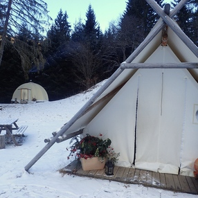 Camp insolite Altipik