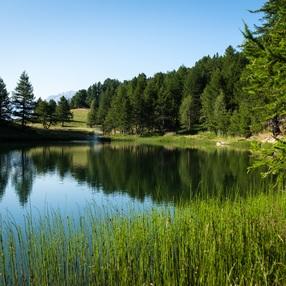 Itinéraire de randonnée 05 - Lac de Pramol