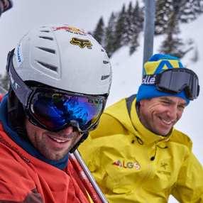 Cours collectifs de ski alpin enfants