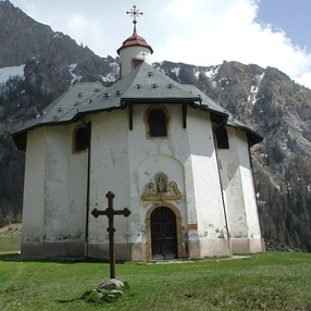 Chapelle Notre Dame des Vernettes