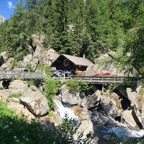 Cascade de Bérard