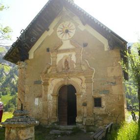 Balade à la chapelle des Prés Plans