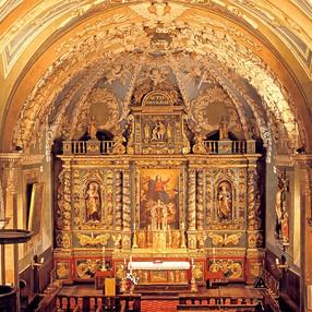 Eglise baroque Notre Dame de l'Assomption