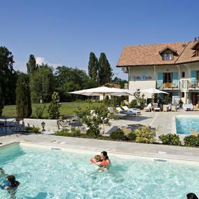 Villa Cécile  Hôtel **** Restaurant & Spa