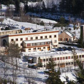 Anjou Vanoise holiday centre