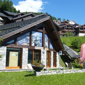 Point info O.T. Peisey Vallandry