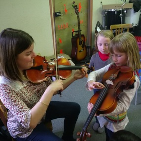 Portes Ouverte de l'Ecole de Musique de la Vallée Verte