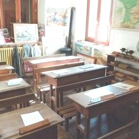 Musée L'Ecole d'autrefois