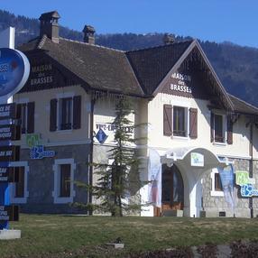 Office de tourisme du Massif des Brasses - Bureau d'accueil de Viuz en Sallaz