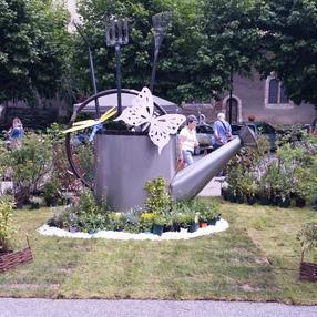 12èmes Journées Botaniques : Décoration botanique image