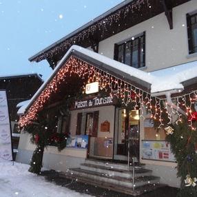 Fermé temporairement - Office de Tourisme Grand Massif Montagnes du Giffre - Bureau Morillon