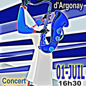 Concert du Big Band d'Argonay