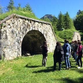 A la découverte du vallon de Tamié : Circuit guidé