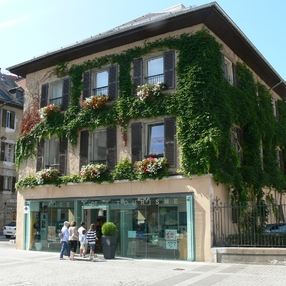 Chambery Tourist Information Centre Culture and heritage