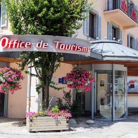 Chamonix tourist office