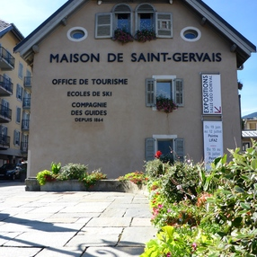 Office de Tourisme de Saint-Gervais Mont-Blanc