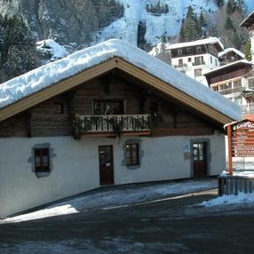Office de Tourisme du Val d'Arly - Bureau de La Giettaz