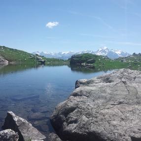 Sentier Lac de Portette