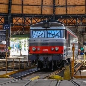 Découverte de locomotives anciennes à la Rotonde ferroviaire -  Journées Européennes du patrimoine 2020