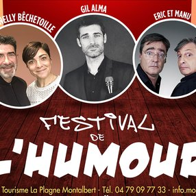Festival de l'Humour et du Court