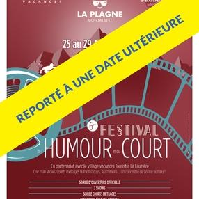 Festival de l'Humour et du Court image