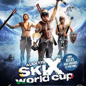 Coupe du monde Ski Cross Dames et Hommes