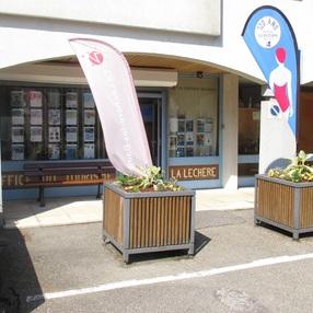 Bureau d'informations touristiques de La Léchère-les-Bains