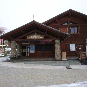 Bisanne 1500 Tourist Office