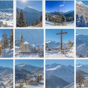 La photo animalière et montagne