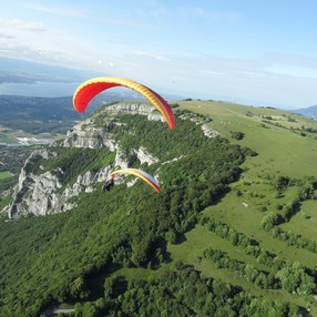 Stage de progression au parapente