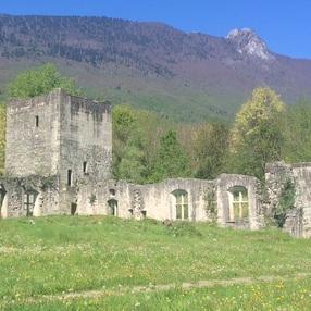 Visite guidée : le château de Thomas II