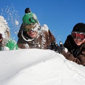 Espace ludique : Balade boule de neige le Monde de Perce-Neige
