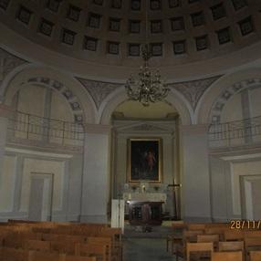Visite guidée de l'église de Saint Pierre de Curtille