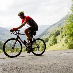 Grimpées cyclo au Barrage de Saint-Guérin