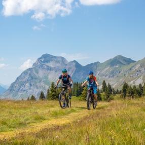Rando VTT électrique à la journée - Tour du Val d'Arly