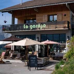 Café-concept Lo Garâjo image