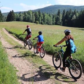Rando cycliste : La Baujue