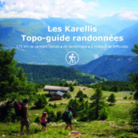 Topo-guide Randonnées des Karellis