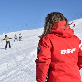 Cours collectifs ski