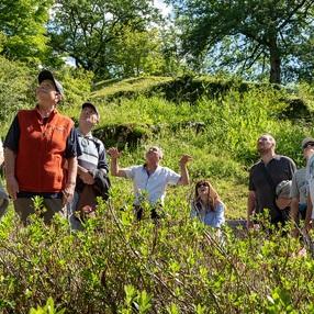 12èmes Journées Botaniques - Visites botaniques