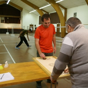 Animation Badminton