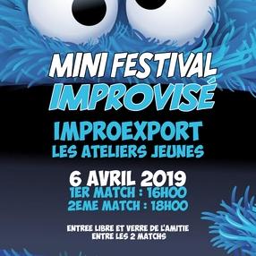 Mini festival improvisé