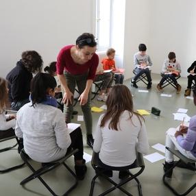 Atelier philo pour enfants
