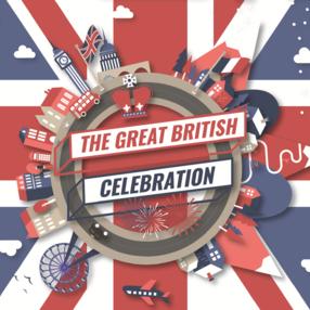 The Great British Celebration : Quiz Franco / British