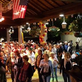 Samoëns American Festival : Bal Catalan