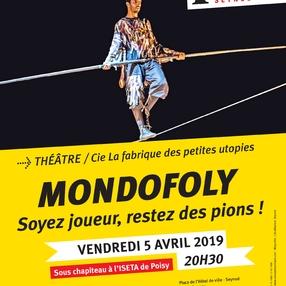 Mondofoly - La Fabrique des Petites Utopies