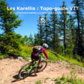 Topo-guide VTT des Karellis