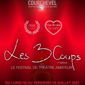 Festival de théâtre amateur Les 3 Coups