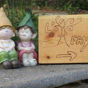 Atelier Land'Art en famille