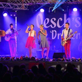 Alps music festival - 2ème édition : spectacle de clôture avec Oesch die Dritten image